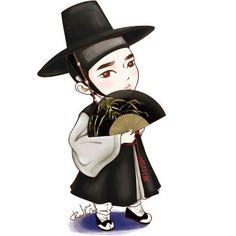 Lee Jun Ki - Scholar Who Walks the Night