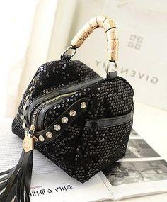 BJ4545-BLACK :Rp,160,000 #Fashion-Bags #Supplier #Grosir #Tas #Baju #Aksesoris #Tasmurah #Fashion #Bag #Jualanku