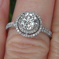 Halo #engagement #ring