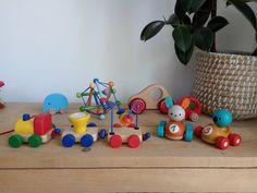 PlanToys, Vilac, Manhattan Toys et Goki Occasion, Manhattan, Vintage, Toys, Boutique Online Shopping, Toy, Vintage Comics, Games, Primitive