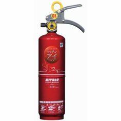 家庭用消火器