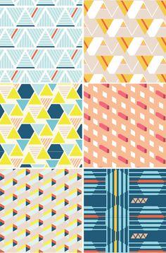 Boho Pattern, Line Design Pattern, Textile Pattern Design, Textile Patterns, Pattern Art, Geometric Designs, Geometric Art, Geometric Pattern Design, Grid Design