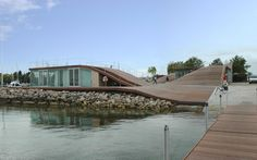 Maritime Youth House - BIG | Bjarke Ingels Group