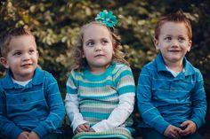 NEDC triplets Taerik, Keira and Drake.