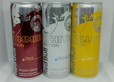 Red Bull, Energy Drinks, Beverages, Coconut, Peach, Canning, Peaches, Home Canning, Conservation