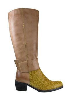 Minx El Zippin – Compleat | Lee James Fall Winter, Autumn, Winter Shoes, Riding Boots, Footwear, Emboss, Mustard, Floral, Fashion