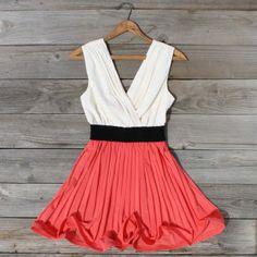 Watermelon Festival Dress, Sweet Women's Country Clothing