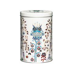Discover the Iittala Taika Tin Box - White at Amara