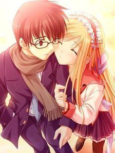 cute couple<3
