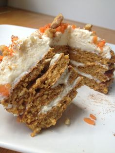 Best Fit Body Carrot Cake Pancakes