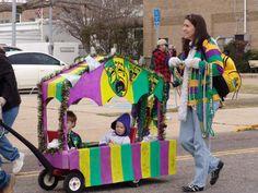 Mardi Gras Wagon Float Ideas | MARDI GRAS 2007