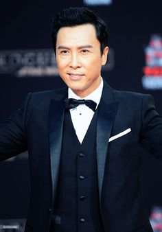 Donnie Yen. Donnie was born on July 27, 1963 in Canton, China as Zhen Zidan.