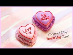 [Valentine's Day] Miniature Sanrio Chocolate Polymer Clay Tutorial - YouTube