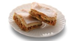 Baked Apple Pie Layer Bars