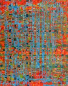 Saatchi+Online+Artist+Aida+Markiw%3B+Painting%2C+%22Memories%22+%23art