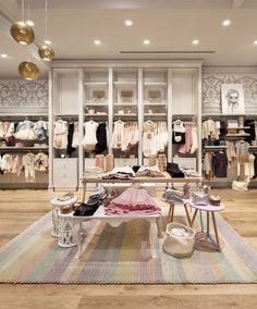 Bardot Junior Store by Annie Lai Architects at Chadstone Shopping Centre, Melbourne – Australia Bardot Junior recently opened the latest flagship concept at Chadstone Shopping Centre, VIC Australia. Boutique Interior, Boutique Design, Kids Boutique, Kids Store Display, Store Concept, Dance Shops, Clothing Store Design, Retail Store Design, Retail Design