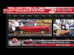 We've got a ton of used cars in Orlando for sale, including used Toyota... and ALL of them come with a vehicle history report upon request! Get the peace of mind you deserve, and we can help you interpret the report today!   http://blog.toyotaoforlando.com/2013/11/read-orlando-used-cars-vehicle-history-report/