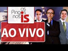 "Assista na íntegra a ""Os Pingos nos Is"" desta terça-feira (15/03/2016)"