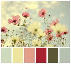 in love with the unexpected combos in this palette Colour Pallette, Color Palate, Colour Schemes, Color Combos, Color Patterns, Design Seeds, Logo Design, World Of Color, Grafik Design
