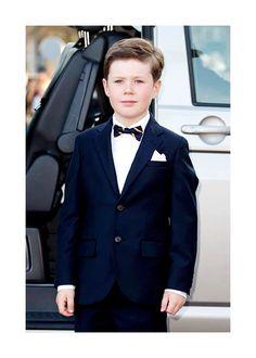 hrhroyalty:  Prince Christian of Denmark, April 9, 2015