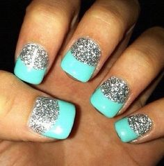 Think this might be my next nail idea...