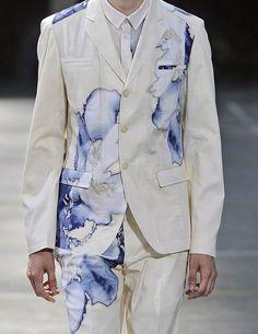 stylesight:  Kenzo Menswear S/S 11