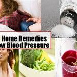 8 Best Home Remedies For Low Blood Pressure