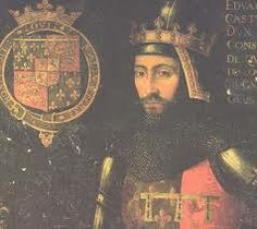 Prince John Gaunt Plantagenet- my 14th great grandfather.