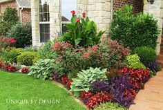 Would love my front yard to look like this   someday. If I could keep my neighbors from stealing my   plantings!!!