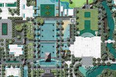 Dusit Devarana Hot Springs Spa Resort | SALA Design Group