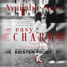 Easy Charm available now Buy links: ➡Amazon: http://goo.gl/99wu7r ➡B&N: http://goo.gl/dmPHL0... ➡Kobo: https://goo.gl/dPE1Fm ➡iBooks: https://goo.gl/EW1sxL