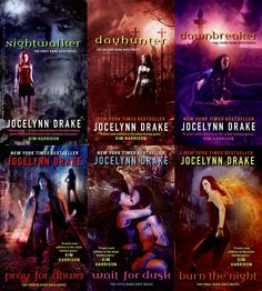 Urban Fantasy Dark Days Novels by Jocelynn Drake. If you like Underworld the movie, you'll like this series. It's similar plus there's fae!