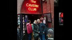 Our visit to the Cavern club, Liverpool - YouTube