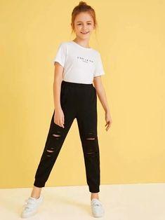 Teenage Girl Outfits, Kids Outfits Girls, Cute Girl Outfits, Girls Fashion Clothes, Tween Fashion, Cute Outfits For Kids, Teen Fashion Outfits, Cute Casual Outfits, Stitch Fix Kids