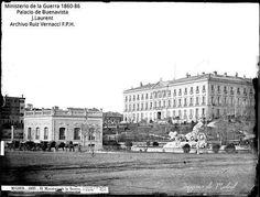 Cibeles, palacio Buenavista. 1850