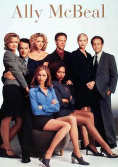ally mcbeal - guest start in 1999 - episode Love Unlimited - Dr. Nickle (uncredited)