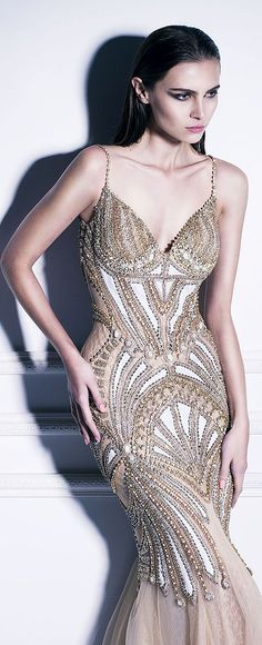 """Dany Tabet Couture F/W 2014-2015 ~ """"Night in Moscow"""""""