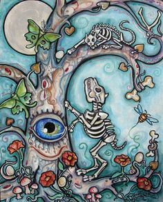 Elemental Fortune ~ Moonlight Romp This piece was created to bring good fortune to it's owner.