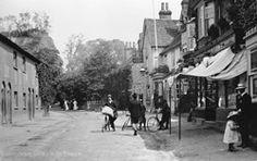 High Street, Wargrave. 1900-1910