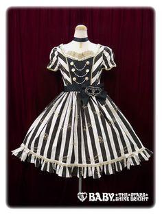 The P10OJ299 dusk masquerade jumper skirt Ⅱ sleepless