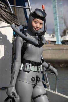Diving Suit, Scuba Diving Gear, David Beckham Suit, Scuba Certification, Full Face Snorkel Mask, Scuba Girl, Navy Girl, Womens Wetsuit, Mask For Kids