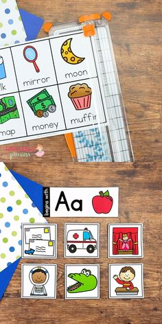 Everything you need to teach beginning sounds to your Kindergarten students. Include in this resource kit are beginning sound centers, word wall pictures, beginning sound small group games and whole group games, activity mats that can be used for morning tubs, early finishers, or small group instruction. These  beginning sound activities for Kindergarten are fun and fresh hands-on, engaging activities. Picture names are included for EVERY single image so you know just what the picture is!