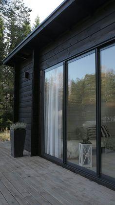 this type of sliding door system vs wood