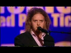 Ladies and Gentlemen: Tim Minchin (who plays Atticus in Californication)!! Performed at the Royal Albert Hall for the Tickled Pink Breast Cancer Fundraiser, Sept 2005