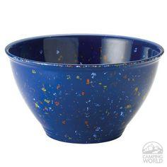 Garbage Bowl - Blue, $17ish