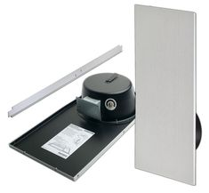 2 Pack Valcom VC-S-522B-2 Lay-In Ceiling 2/' x 2/' Speakers