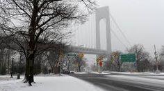"""Résultat de recherche d'images pour """"New york under winter storm"""""""