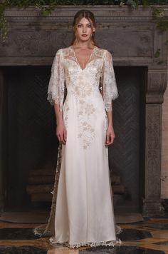 Reverie - Claire Pettibone 2017 Collection. www.theweddingnotebook.com