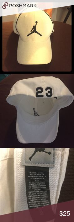 Brand New - Jordan 23 fitted hat - size L/XL Never worn and clean! Air Jordan Accessories Hats