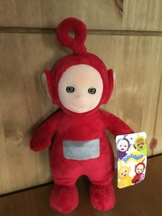 Buy Teletubbies Jumping Po Plush Soft Toy At Argos Co Uk